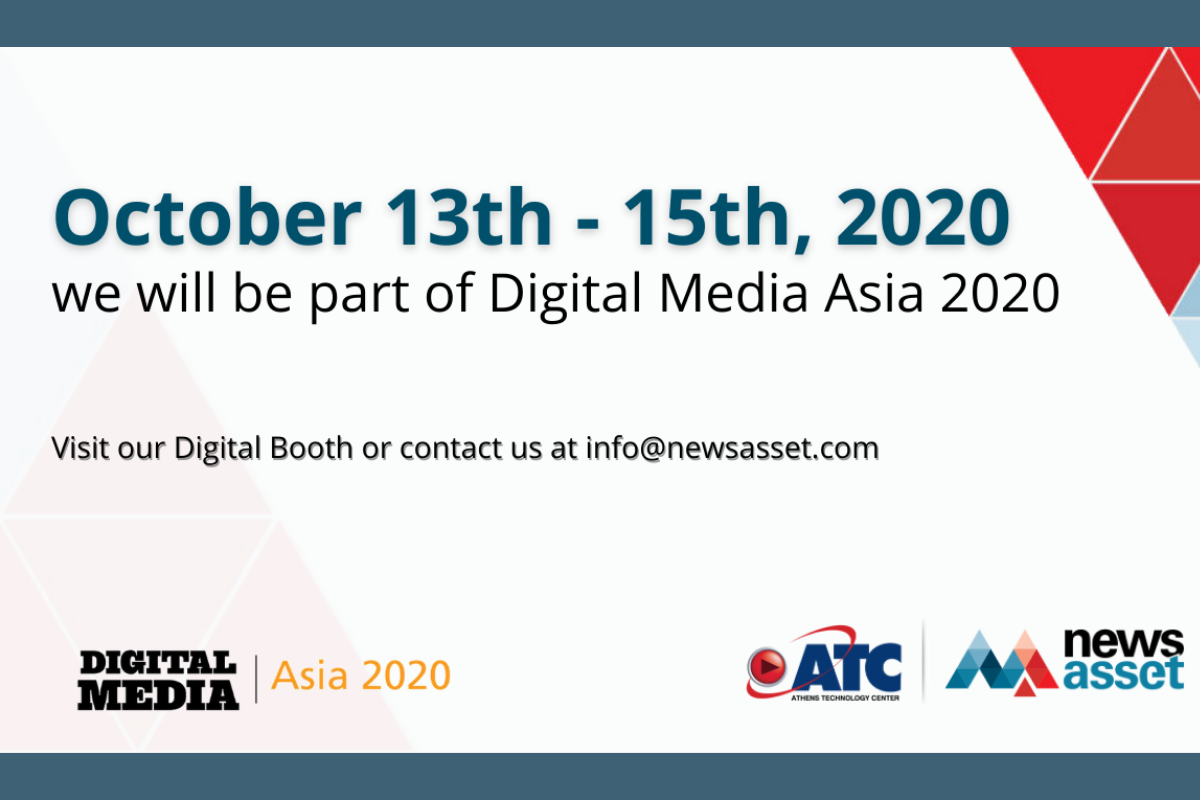 ATC joins WAN-IFRA during the Virtual Exhibition of Digital Media Asia 2020