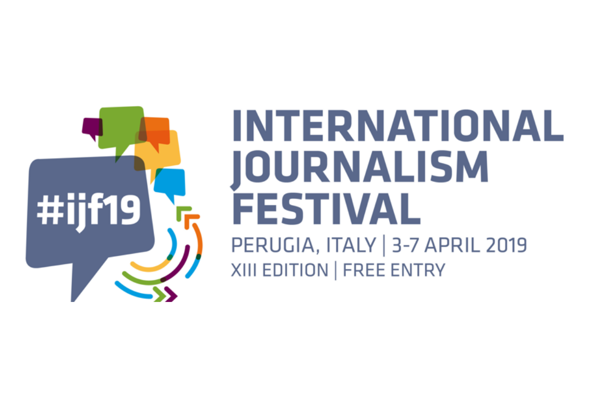 SOMA at the International Journalism Festival in Perugia