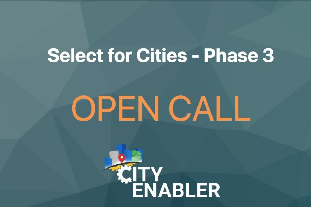 Join Europe's most promising City Data Platform