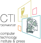 Computer Technology Institute and Press Diophantus