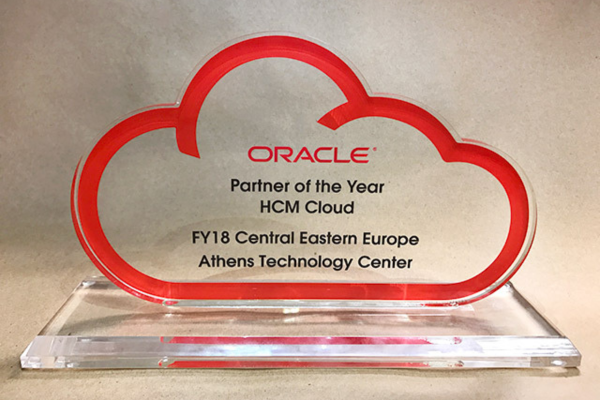ATC Recognized with Prestigious Partner of the Year Award in Oracle HCM Cloud solutions
