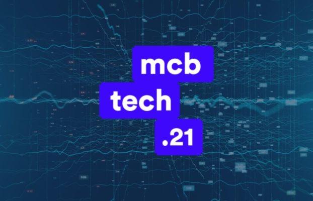 Be future-ready at mcb tech.21!