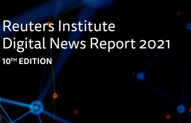 Digital News Report 2021 is on!