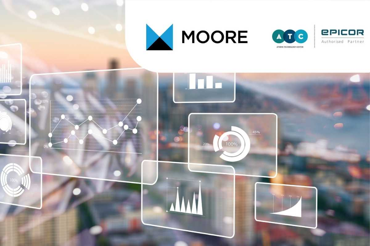 Moore Greece and Athens Technology Center (ATC) introduce the Maritime Accounting Software